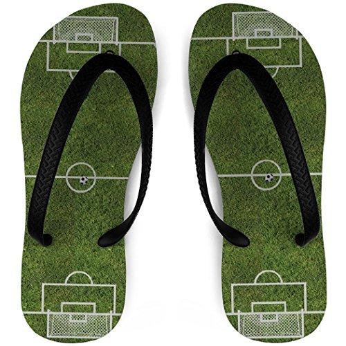 Soccer Flip Flops Soccer Field 4QVbNdmw