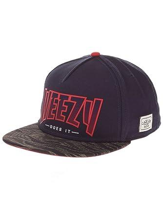 Cayler   Sons Men Caps Snapback Cap Weezy Does It Blue Adjustable ... dd3807a1051