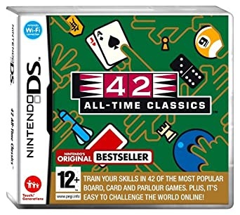 9551ecf5 42 All Time Classics (Nintendo DS): Nintendo Ds: Amazon.co.uk: PC ...