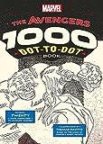 Marvel: The Avengers 1000 Dot-to-Dot Book
