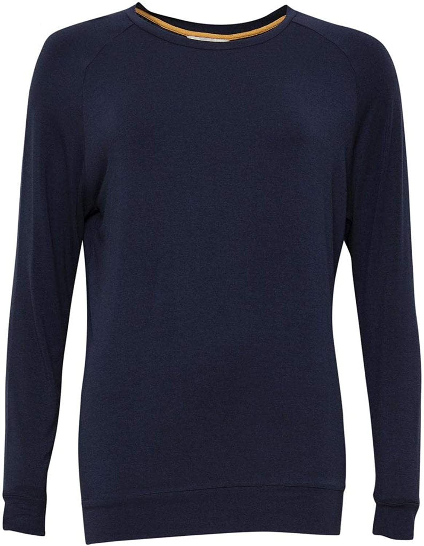 Cyberjammies Alexa 4513 Womens Navy Blue Pyjama Top