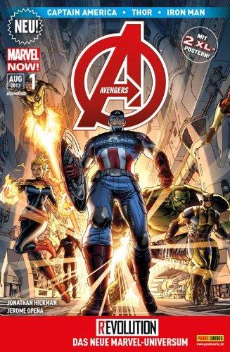 Avengers #4 Now for $<!--$36.56-->