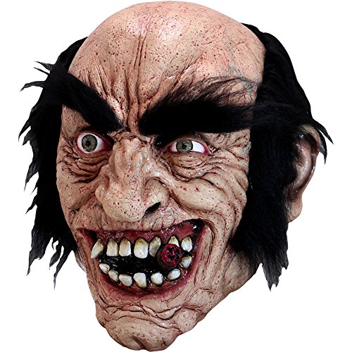 Ghoulish Productions Adult Mr. Hyde Jekyll Costume Mask