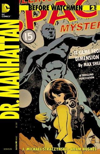 Amazon Before Watchmen Dr Manhattan 2 Ebook Jmichael