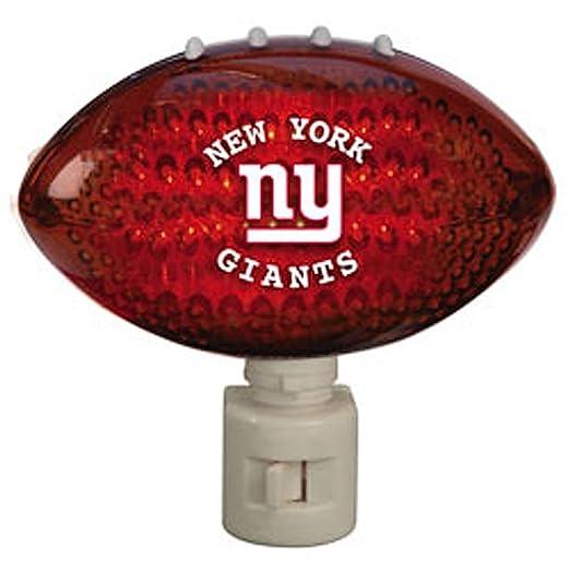 Amazon.com: New York Giants Football Night Light: Home ...