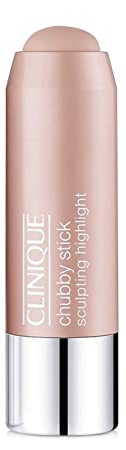 CLINIQUE CHUBBY STICK SCULPTING HIGHLIGHT IN 01 HEFTY HIGHLIGHT 0.12 oz 3.4g