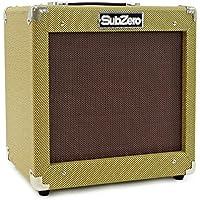 SubZero V35B Amplificador de Bajo de Practica Vintage