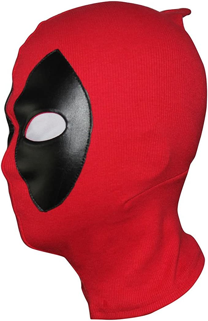 Details about  /High Quality Deadpool Cosplay Costume Full Suit Superhero Wade Jumpsuit Mask Cos