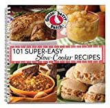 101 Super Easy Slow-Cooker Recipes Cookbook (101 Cookbook Collection)