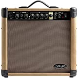 Stagg 40 AA R UK 40W Acoustic Guitar Amplifier with Spring Reverb