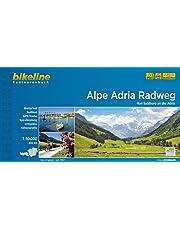 Alpe Adria Radweg.Von Salzburg an die Adria, 402km, 1:50000, GPS-Tracks Download, wetterfest/reißfest