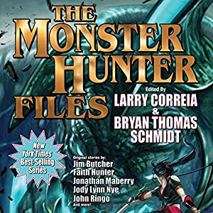 The Monster Hunter Files Audiobook