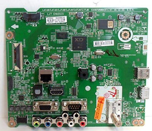 LG EBT64693105 - Placa Principal para 55LV340C-UB: Amazon.es: Electrónica