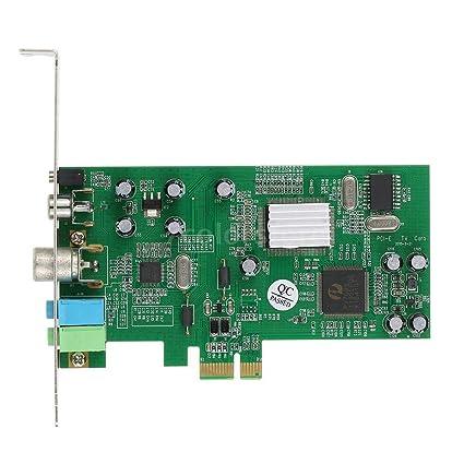Amazon.com: Tarjeta multimedia PCI Express 3 en 1 con ...