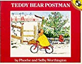 Teddy Bear Postman, Phoebe Worthington and Selby Worthington, 0140505008
