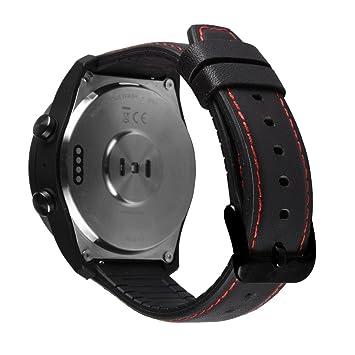 PINHEN para Huawei Watch 2 Classic Watch Band: Amazon.es ...
