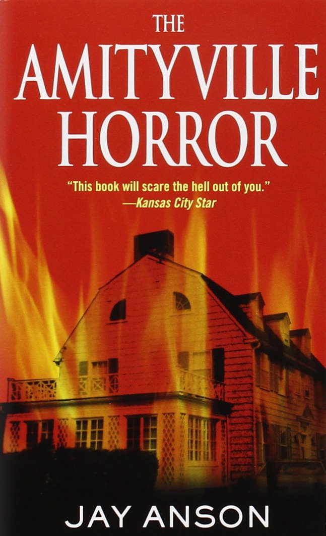Image result for The Amityville Horror book
