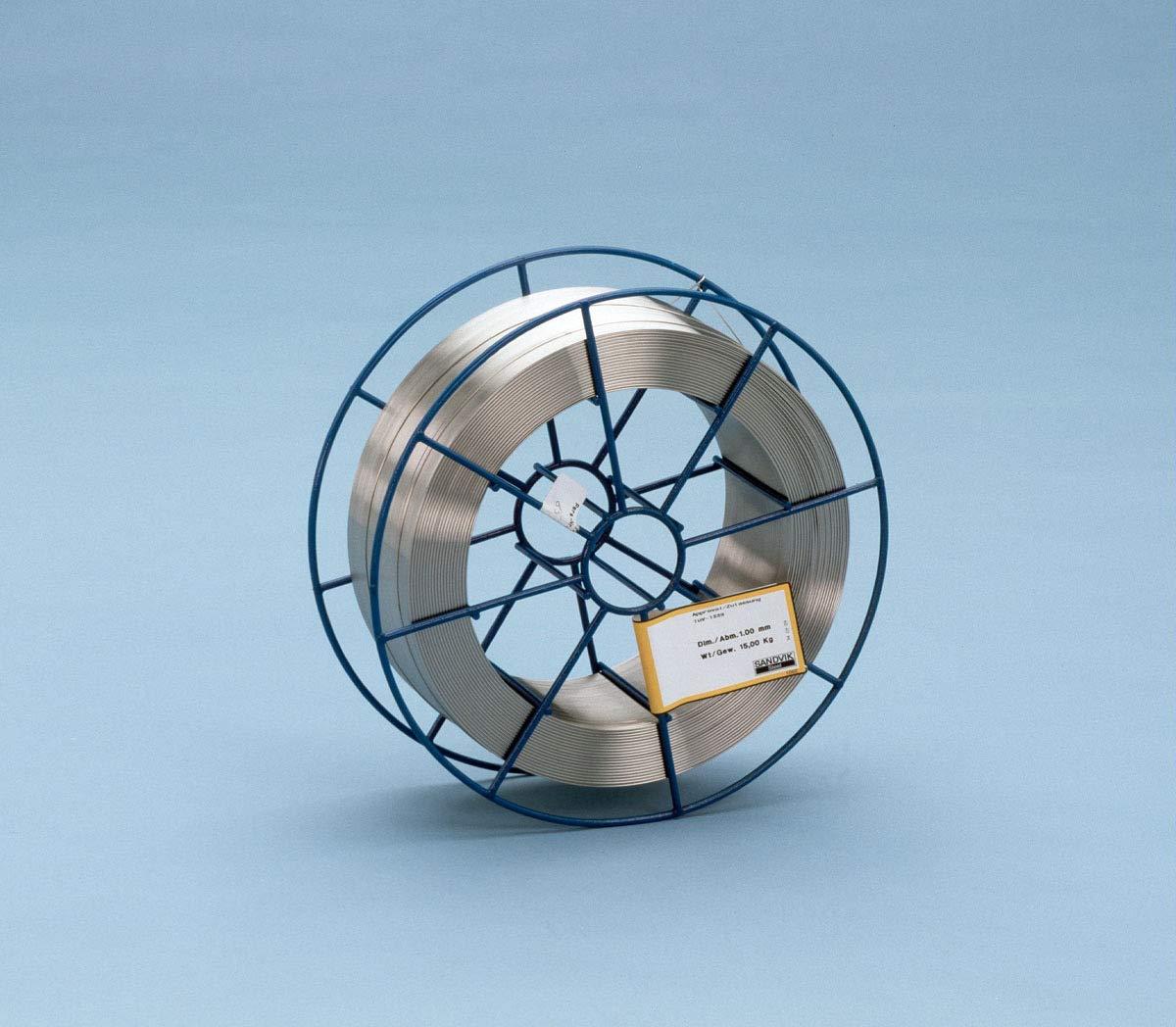 .030'' ER308H Sandvik Stainless Steel MIG Wire 33 lb Spool