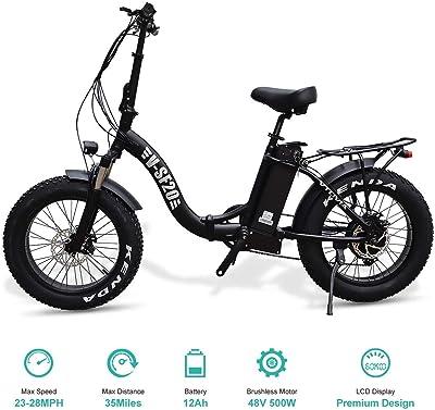 Vtuvia SF20 Folding Electric Bike