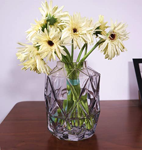 Amazon.com : glass flower vases for sale - startupinsights.org