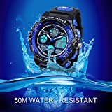 HIwatch Youth Watches Boys Girls Water-resistant