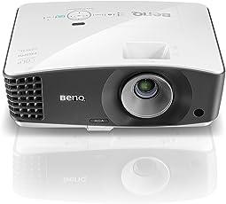 BenQ MX704 Proyector para Oficina XGA, 13000:1 con Módulo para Presentaciones Inalámbricas Opcional, Gran Brillantez (4000 Lúmenes) y Silencioso (31dB)