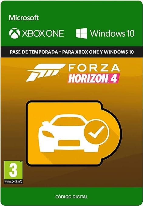 Forza Horizon 4 Car Pass | Xbox One - Código de descarga: Amazon ...