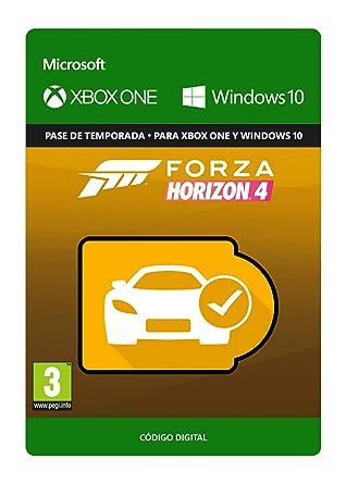 Forza Horizon 4 Car Pass | Xbox One - Código de descarga ...