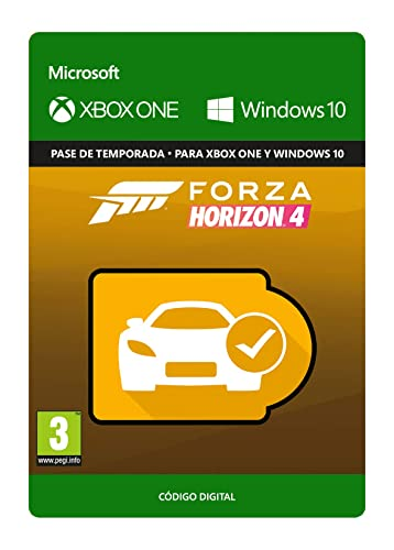 Forza Horizon 4 Car Pass | Xbox One - Código de descarga ...