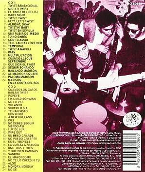 ROCKING BOYS - Todos Sus Primeros EPs Para Discos Belter - Amazon.com Music
