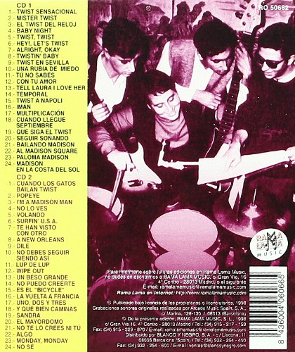 ROCKING BOYS - Todos Sus Primeros EPs Para Discos Belter - Amazon.com Music