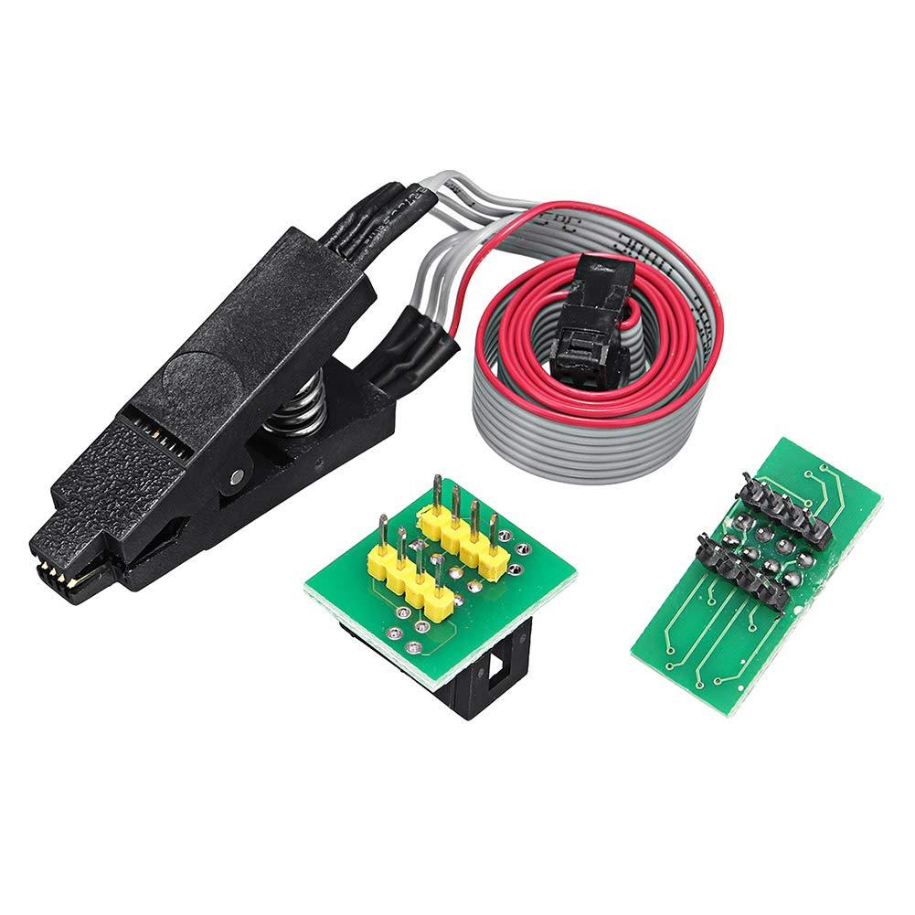 Eeprom Bios USB Programmer Ch341A Soic8 Clip 1,8V Adapter Soic8 Adapter Lanceasy Programmierwerkzeuge