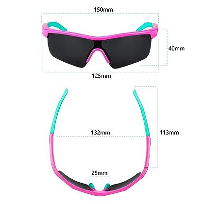 f6217c474d2 ... HiCool Kids Polarized Sunglasses