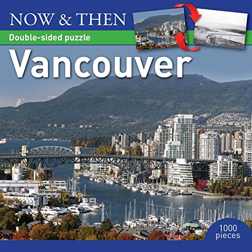 Vancouver Puzzle  Now And Then