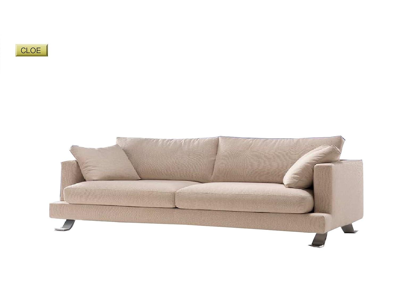 Salón Cloe de producción artesanal Composto De Color sofá 2 ...