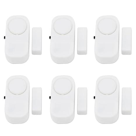 Aussel Mini Alarme Porte Et Fenêtre Dans Pack Accueil Alarme De - Alarme porte