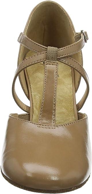 So Danca Sd153, Zapatos de carácter Niños, Beige (Caramel ...