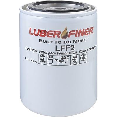 Luber-finer LFF2 Heavy Duty Fuel Filter: Automotive