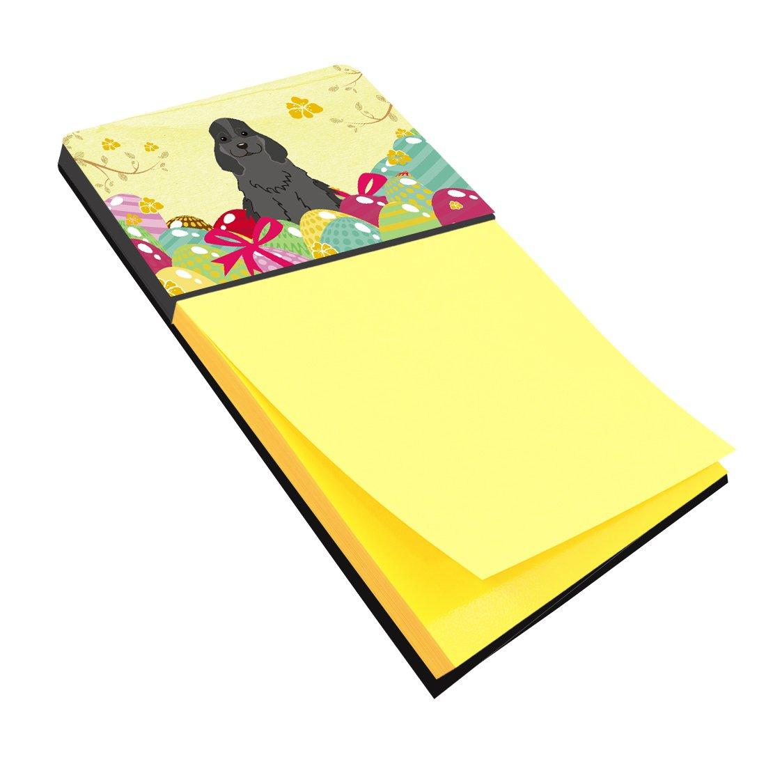 BB6092SN Carolines Treasures Desk Artwork Notepad Holder Multicolor