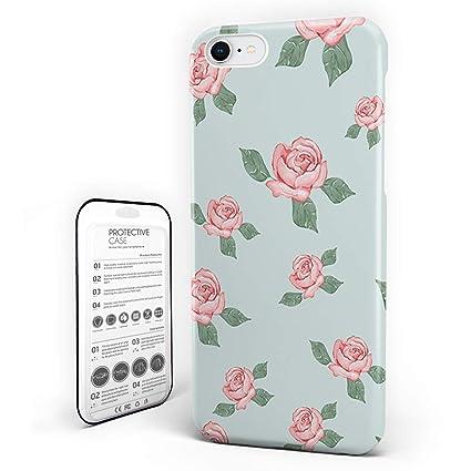 Amazon.com: Carcasa rígida para iPhone y iPhone pequeña ...