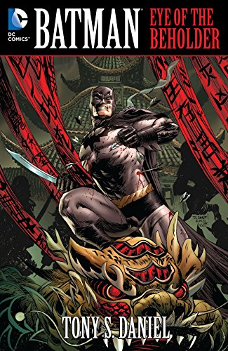 Batman Eyes (Batman: Eye of the Beholder (Batman (1940-2011)))