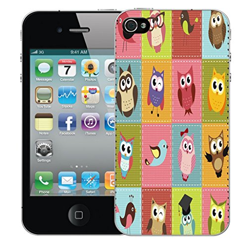 Mobile Case Mate iPhone 5c Silicone Coque couverture case cover Pare-chocs + STYLET - Lovebirds pattern (SILICON)