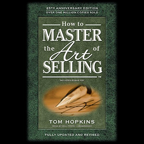How to Master the Art of Selling by Made for Success, Inc. and Blackstone Audio
