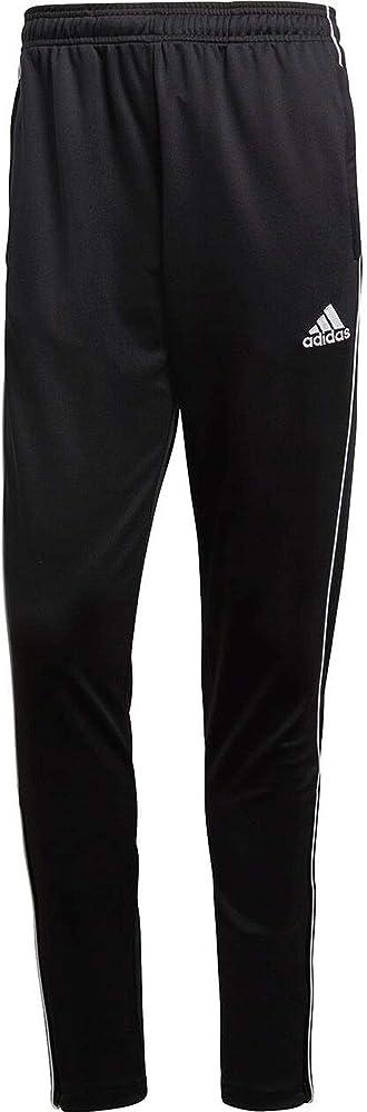 adidas Core18 TR Pantalón, Sin género, Negro, S: Amazon.es: Ropa y ...