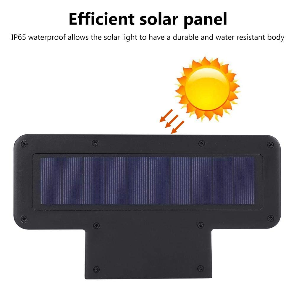 Luz Solar con Sensor De Movimiento, Luz Solar A Prueba De Agua Al Aire Libre 16 Led para JardíN Patio Patio Camino De Acceso De JardíN: Amazon.es: Hogar
