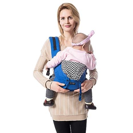 2018 Real Baby Wraps - Mochilas de bebé ergonómicas con correa de algodón para bebé recién