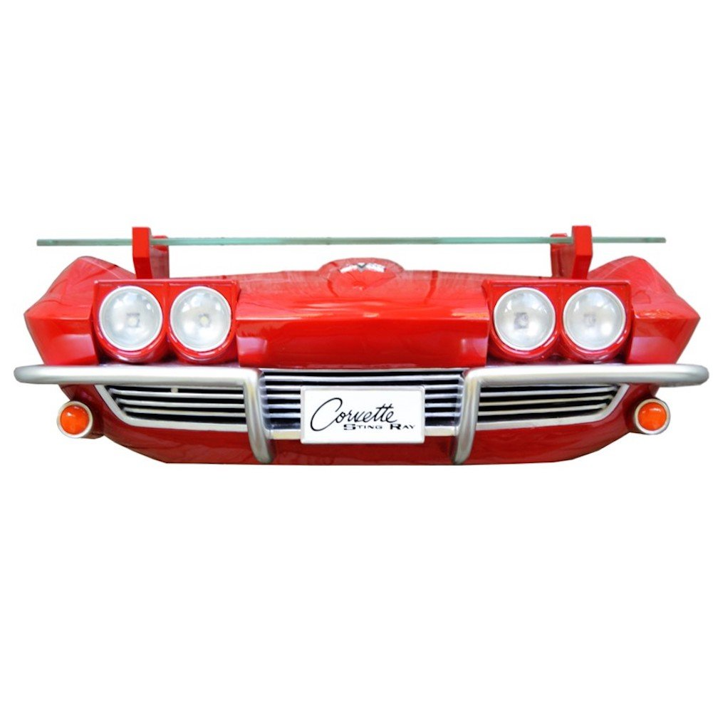 Sunbelt Gifts - Front End Wall Shelf - Chevy Corvette 1963 Stingray