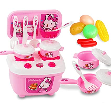 hisoul kitchen toys children kitchen utensils set kids pretend toy cooking food toys for kids christmas - Christmas Toys For Toddlers