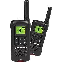Motorola Talker T602voies Talkie Walkie radio–Noir (Lot de 2)