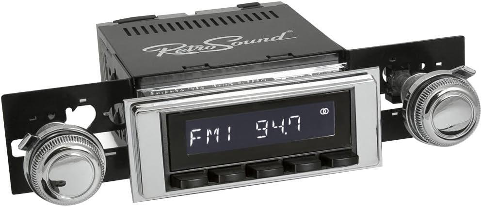Retro Manufacturing LAB-117-120-03-73 Laguna Radio for Classic Vehicles 1 Pack